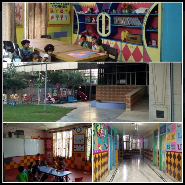 Pre School For Lease Dlf Phase 3 Furnished Commercial Pre School
