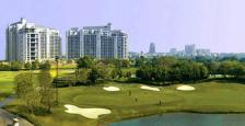 DLF magnolias golf course road