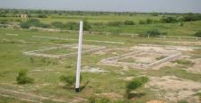 Unfurnished  Plot South City 2 Gurgaon