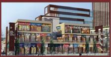 PRE-LEASED COMMERCIAL OFFICE SPACE IN GOOD EARTH CITY CENTRE