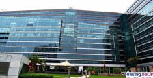 Fully Furnished Spaze I Tech Park  1070 sqft Double Height @90/psf