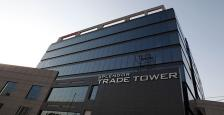 1000 Sq.Ft. Pre-Rented Commercial Office Space Avaiable For Sale In Splendor Trade Tower