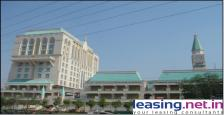 Fully Furnished 1130 Sq.Ft. Commercial Office Space Available For Lease In DLF City Court