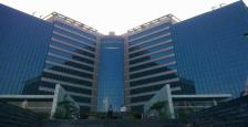 Fully Furnished 947 Sq.Ft. Commercial Office Space For Lease In JMD Megapolis