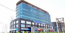 Fully Furnished 2000 Sq.Ft. Commercial Office Space Available On Lesae In ABW Tower