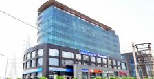 10000 Sq.Ft. Bare-shell Office Space Available On Lesae In ABW Tower, NH-8, Gurgaon