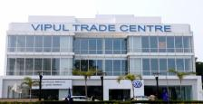 950 Sq.Ft. Fully Furnished Commercial Office Space Available On Lease in Vipul Trade Centre, Sohna Road, Gurgaon