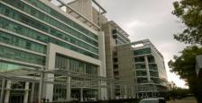 4515 Sq.Ft. Warm-shell Office Space Available On Lease In BPTP Park Centra, NH-8 Gurgaon
