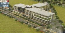 1900 Sq.Ft. Pre Rented Commercial Office Space Available For Sale In Sun City Success Tower, Gurgaon