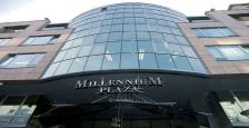 689 Sq.Ft. Pre Rented Commercial Office Space Available For Sale In Millenium Plaza