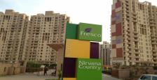 1662 Sq.Ft. Fully Furnished Residential Apartment Available For Rent In Unitech Fresco, Gurgaon