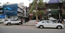 1683 Sq.Ft Pre Rented Bank Space Available For Sale In South Delhi