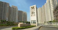 Fully Furnished 4 Bed Room Apartment size of 2700 Sq.Ft. sdAvailable for Rent in DLF Park Place, Golf Course Road Gurgaon.