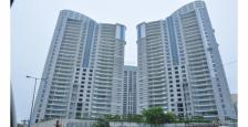 Semi Furnished 4 BHK Apartment size of 3065 Sq.Ft. Available for Rent in DLF Belaire Golf Course Road Gurgaon.