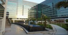 1200 Sq.Ft. Fully Furnished Commercial Office Space Available For Lease In Spaze ITech Park, Sohna Road, Gurgaon.