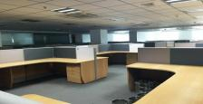Fully Furnished commercial office space 12500 sqft for Lease In Udyog Vihar Phase 4 Gurgaon