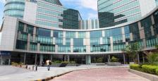 Fully Furnished Commercial office space 12700 sqft for Lease In IRIS Tech Park Sohna Road Gurgaon