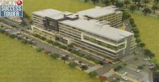 Pre Leased Fully Furnished Commercial Office Space 3700 SqftFor Sale In  Suncity Success Tower, Golf Course Extension Road Gurgaon