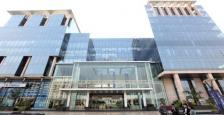 Warm shell Commercial Office Space 4500 Sqft For Lease In Global Foyer Golf Course Road Gurgaon
