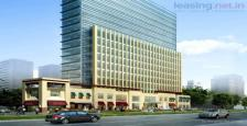 Fully Furnished Commercial office space 850 Sqft For Lease in Palm Spring Plaza Golf Course Road Gurgaon