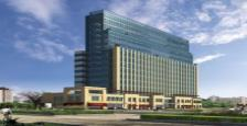 Available Bareshell Commercial Office Space 1350 Sq.ft For Sale in Palm Spring Plaza Golf Course Road Gurgaon