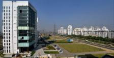 Fully Furnished Commercial Office Space For Lease In Vatika Professional Point Golf Course Extension Road Gurgaon
