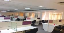 Fully Furnished Commercial Office Space 5000 Sqft For Lease In Udyog Vihar, Gurgaon