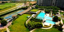 Semi Furnished 4 BHK+Servant Luxurious Apartment Available for Lease in DLF Aralias, Golf Course Road, Gurgaon
