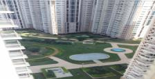 Fully Furnished 3 BHK Apartment 2282 Sq.Ft. for Rent in DLF Park Place, Golf Course Road Gurgaon