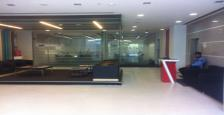 Fully Furnished Office Space 14400 Sq.Ft Available on Lease in Unitech Trade Centre Sushant Lok Ph-1 Gurgaon