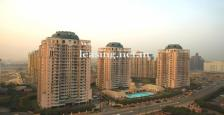DLF Trinity Tower 2358 Sq.Ft. 4 Bhk Furnished Apartment Rent DLF Phase V Gurgaon