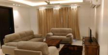 A premium quality Fully Furnished 3Bhk Builder Floor with A++ Branded Furniture In Anand Niketan South Delhi