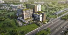 Pre-Leased 1000 Sq.Ft. Commercial Office Space Available for Sale in AIPL Business Club, Sector-62, Gurgaon
