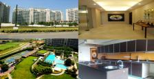 Fully Furnished 4 BHK Luxurious Apartment For Rent in DLF Aralias, Golf Course Road Gurgaon