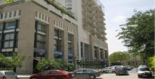 Fully Furnished 2 BHK Service Apartment For Rent in The Peach Tree, Sushant Lok Phase 1, Gurgaon