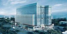 2000 sqft pre rented office space for sale in palm spring plaza gurgaon