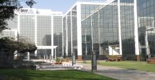 7480 sqft office space on lease in DLF corporate park, mg road, gurgaon