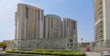 DLF Belaire 2900 Sq.Ft. 4 BHK Furnished Serviced Apartments Rent Golf Course Road Gurgaon