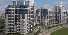 DLF Pinnacle 4000 Sq.Ft. 4 BHK Furnished Serviced Apartments Rent Golf Course Road Gurgaon