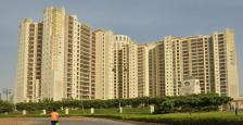 DLF The Icon 2810 Sq.Ft. 4 BHK Furnished Serviced Apartments Rent Golf Course Road Gurgaon