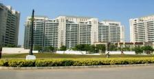 DLF Aralias 5800 Sq.Ft. 4 Bhk Semi Furnished Apartment Lease Golf Course Road Gurgaon