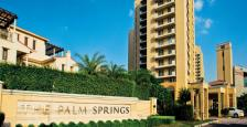 Emmar Palm Spring 400 Sq.Ft.  Semi Furnished  Lease Golf Course Road Gurgaon
