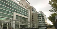 Available Semi Furnished Commercial Office Space 4500 Sq.Ft For Lease In BPTP Park Centra NH-8, Gurgaon