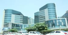 1250 sqft pre rented office space available for sale in welldone tech park, sohna road, gurgaon