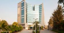1822 sqft office space available on lease in spaze platinum tower