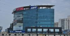 Fully Furnished Commercial Office Space 1084 Sq.ft For Lease In ABW Tower, MG Road Gurgaon