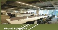 Fully Furnished Office Space 16000 Sq.Ft for Lease On Golf Course Road, Gurgaon