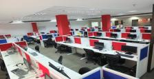 Fully Furnished Commercial office space 14310 Available for Lease In Udyog vihar phase 4, Gurgaon
