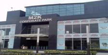 Commercial office space available for lease in M2K Corporate Park Gurgaon