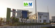 Commercial Space Available For Pre Lease in M3M Cosmopolitan ,Golf Course Extn Road